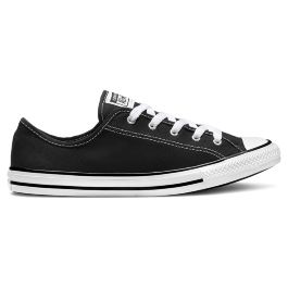 Кеды женские Converse Chuck Taylor All Star Dainty Gs 564982 текстильные черные