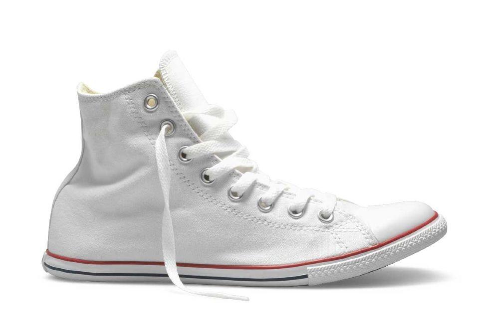 Кеды Converse (конверс) Chuck Taylor All Star Slim 113901 белые ... db54833c132