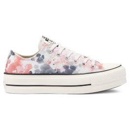Кеды Converse Festival Platform Chuck Taylor All Star Low Top 570970 текстильные