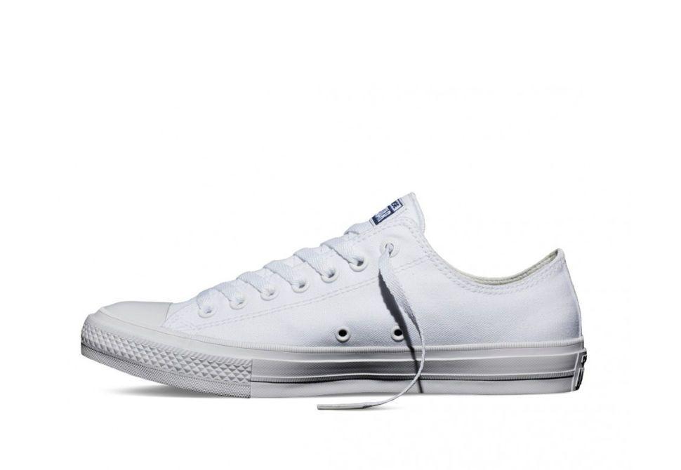 b49994af44bd Кеды Converse (конверс) Chuck Taylor All Star II 150154 белые купить ...