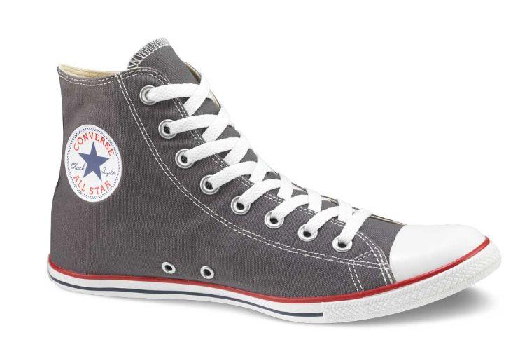 b923f1dd2d8a Кеды Converse (конверс) Chuck Taylor All Star Slim 113895 темно-серые