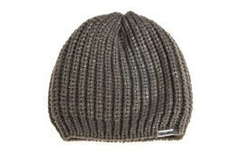 Шапка Converse Metallic Coated Beanie 527819 серая