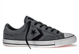 Кеды Converse Star Player 156627 серые