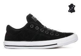 Кожаные кеды Converse Chuck Taylor All Star Madison 557978 черные