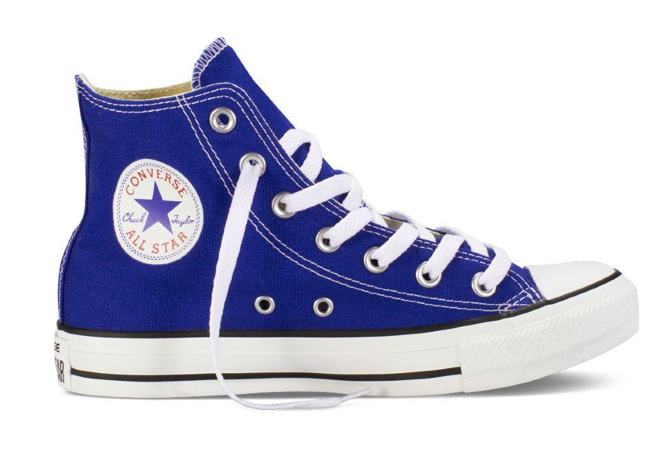 1079853cc2cb Кеды Converse (конверс) Chuck Taylor All Star 142366 синие купить по ...