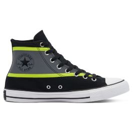 Кеды Converse Hi-Vis Chuck Taylor All Star High Top 169451 высокие черные