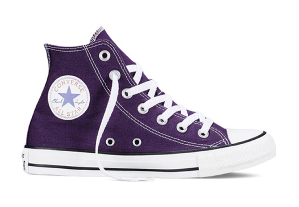 d6cb994b4729 Кеды Converse (конверс) Chuck Taylor All Star 149516 тёмно-фиолетовые