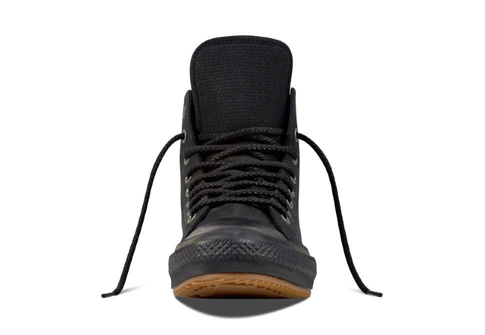 Кеды Converse Chuck Taylor WP Boot 157460 черные — купить конверсы ... cfc8e939191