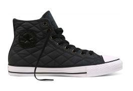 Кеды Converse Chuck Taylor All Star Quilted 149451 черные