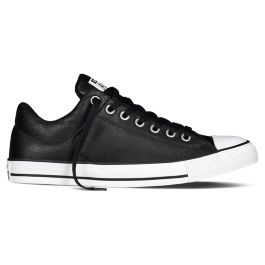 Кожаные кеды Converse Chuck Taylor All Star High Street 149430 черные