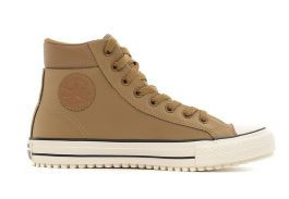 Кеды Converse Chuck Taylor All Star Winterized Boot 149393 бежевые