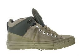 Кеды Converse Chuck Taylor All Star Street Boot 157475 зеленые