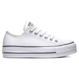 Кожаные кеды Converse Chuck Taylor All Star Lift 561680 белые