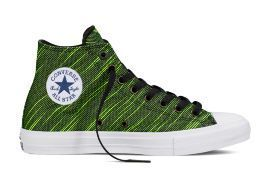 Кеды Converse Chuck Taylor All Star II 151086 зеленые