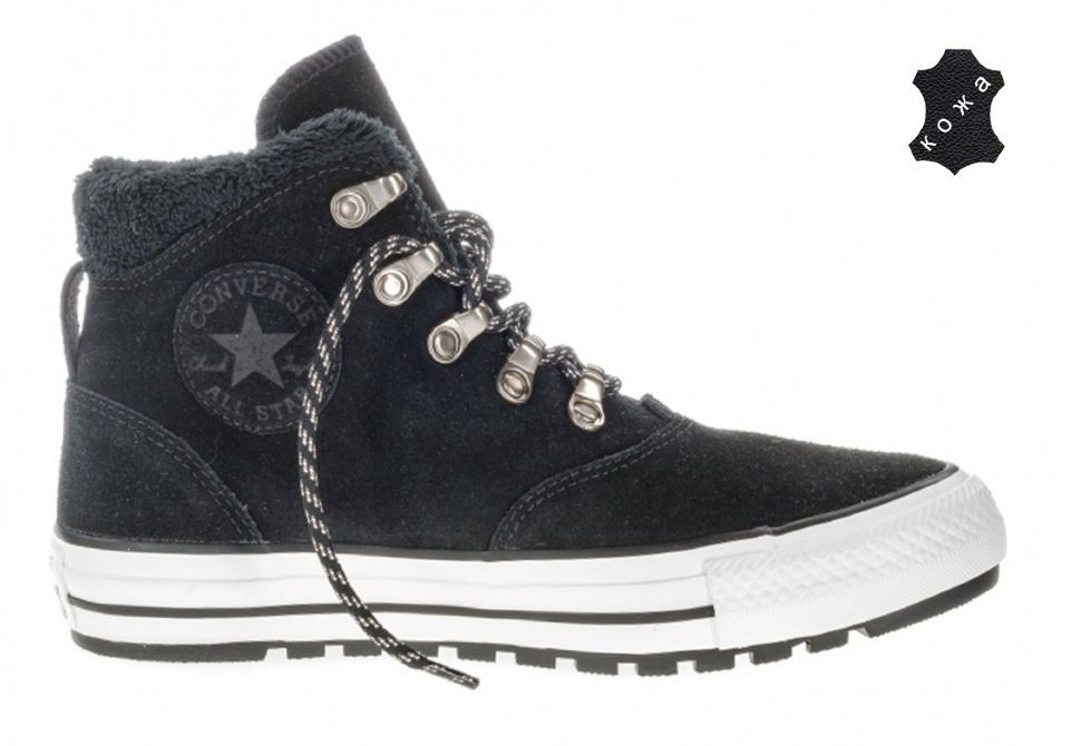 8687a4c6de87 Зимние кеды Converse Chuck Taylor All Star Ember Boot 557935 черные ...
