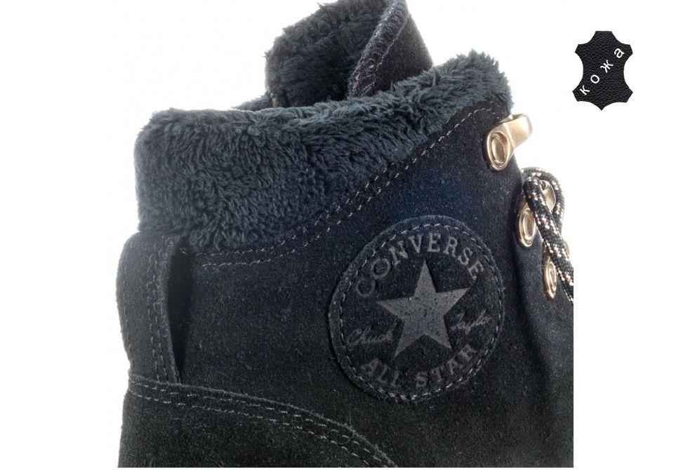 8687a4c6de87 Зимние кеды Converse Chuck Taylor All Star Ember Boot 557935 черные ...