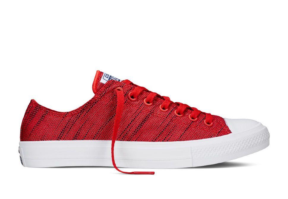 Кеды Converse Chuck Taylor All Star II 151090 красные купить по цене ... 94708e8daf67c