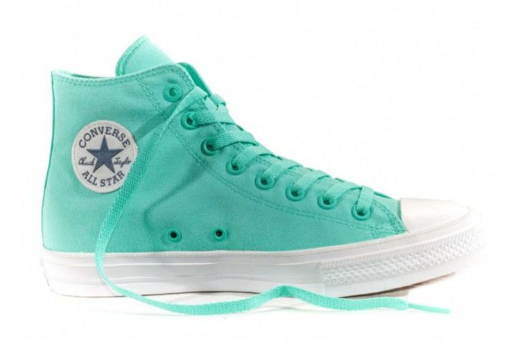 Кеды Converse Chuck Taylor All Star II 151116 голубые