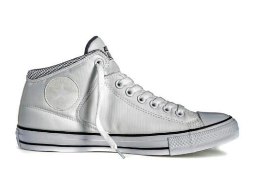 Кеды Converse Chuck Taylor All Star High Street 155473 белые