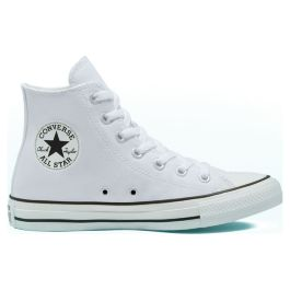 Кеды Converse Chuck Taylor All Star Pocket 167045 высокие белые