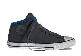 Кеды Converse Chuck Taylor All Star High Street 155474 серые