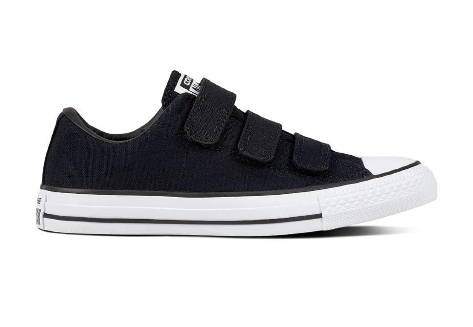 Кеды Converse Chuck Taylor All Star 3V 559910 черные — купить ... 289e27dcc73