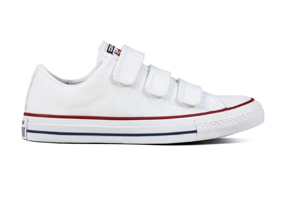 69ae234853da Кеды Converse Chuck Taylor All Star 3V 559911 белые — купить ...
