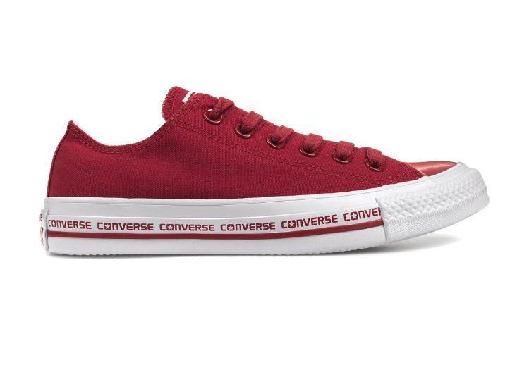 9b9764ed168a Кеды Converse Chuck Taylor All Star 159588 красные — купить конверсы ...
