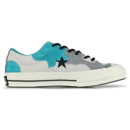 Кеды Converse One Star Camo Hoop Hunter 165917 кожаные