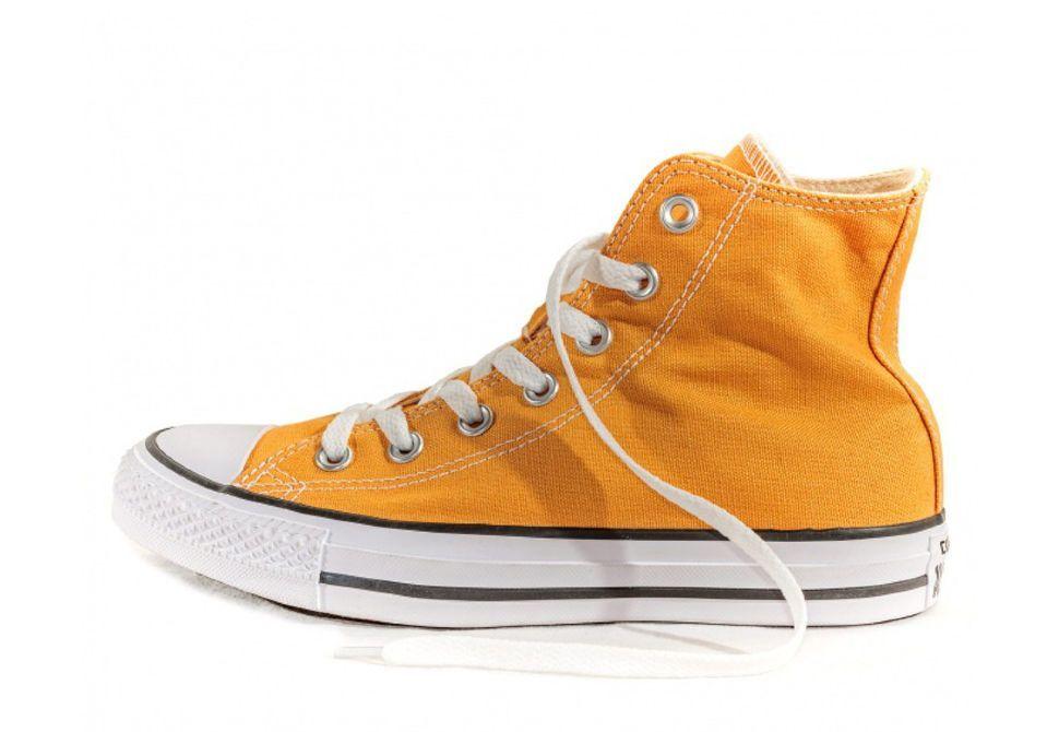 04243edb2093 Кеды Converse Chuck Taylor All Star 151169 желтые — купить конверсы ...