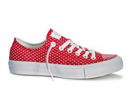 Кеды Converse Chuck Taylor All Star II 155462 красные