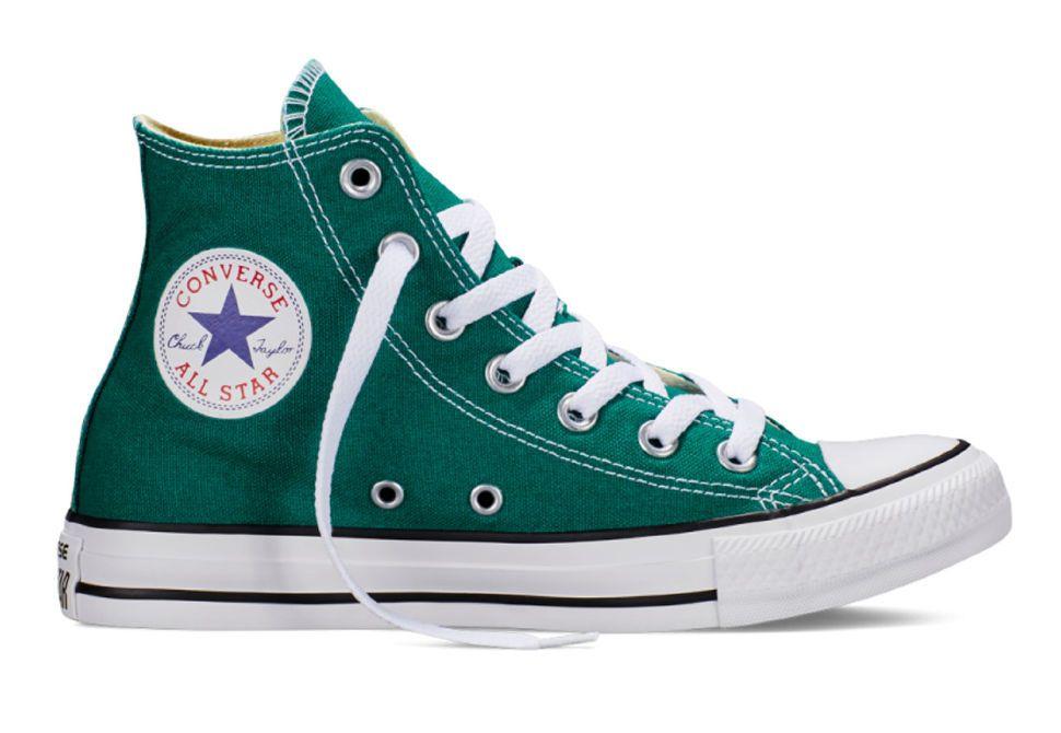 24bf68579881 Кеды Converse Chuck Taylor All Star 151172 цвета морской волны ...