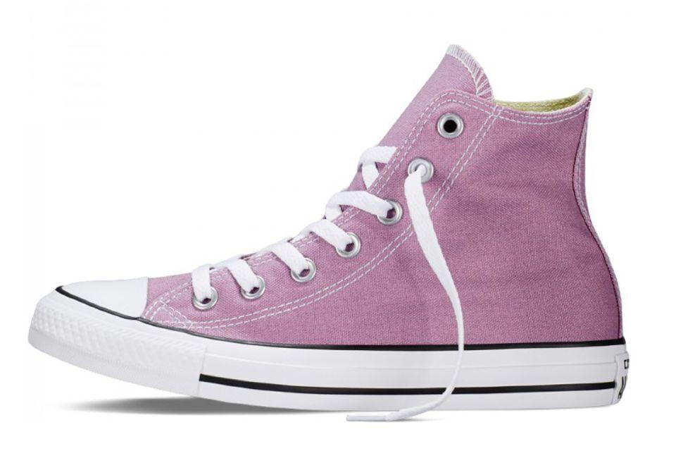 53aedb4b4a27 Кеды Converse Chuck Taylor All Star 151173 фиолетовые — купить ...