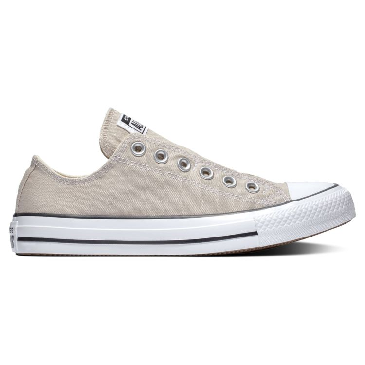Слипоны Converse Chuck Taylor All Star Slip 164302 низкие классика бежевые