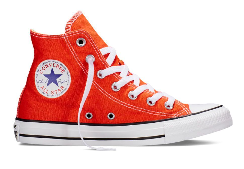 5c2dca870638 Кеды Converse Chuck Taylor All Star 151174 оранжевые — купить ...