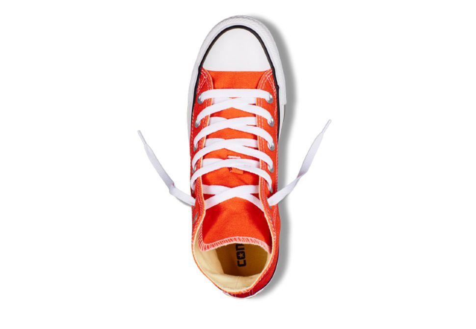 3b0d5a0066a0 Кеды Converse Chuck Taylor All Star 151174 оранжевые — купить ...