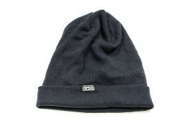 Шапка Converse Solid Slouch Beanie 486161 синяя