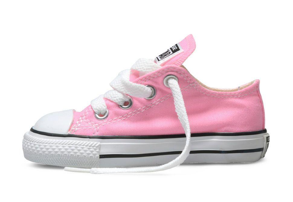 5d5a99147f1a Детские кеды Converse (конверс) Chuck Taylor All Star 7J238 розовые ...