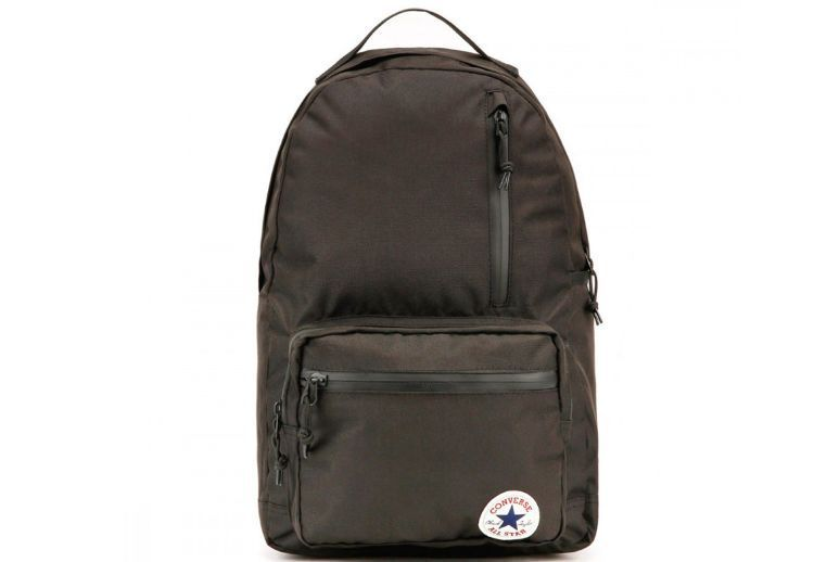 Рюкзак Converse All Star GO BACKPACK 10004800001 черный