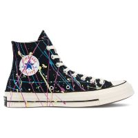 Кеды Converse Archive Paint Splatter Chuck 70 High Top 170801 высокие черные