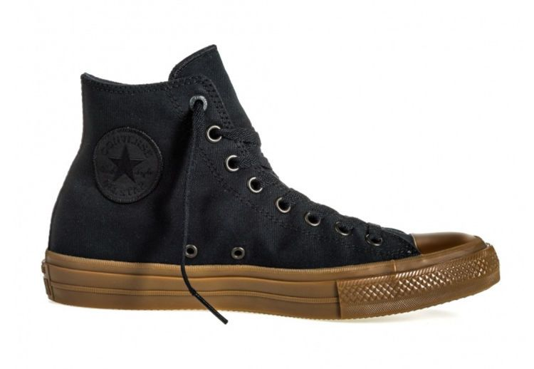 Кеды Converse Chuck Taylor All Star II 155496 черные