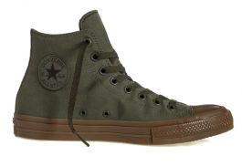 Кеды Converse Chuck Taylor All Star II 155498 зеленые
