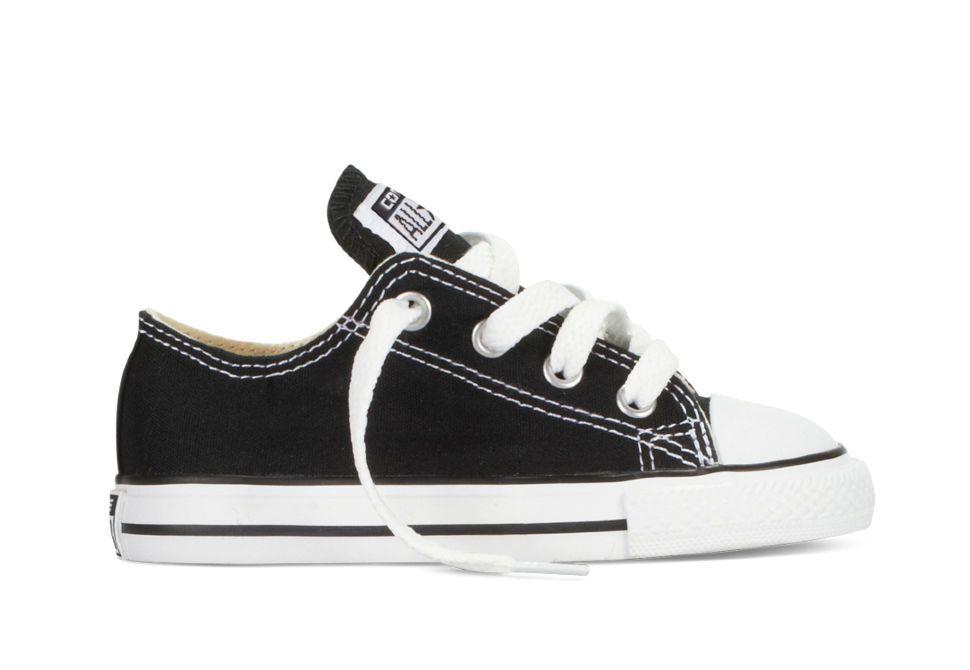 Детские кеды Converse (конверс) Chuck Taylor All Star 7J235 черные ... 7c42f146418