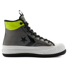Кеды Converse Bosey Mc Gore Tex High Top 169360 высокие серые
