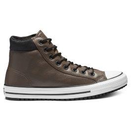 e3d46868afa0 Кеды Converse Chuck Taylor All Star Boot Pc 162413 кожаные высокие зимние  коричневые
