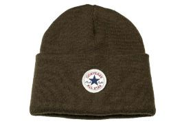 Шапка Converse TALL CUFF WATCHCAP KNIT 561301 зеленый