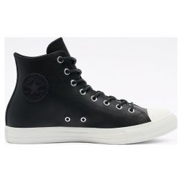 Кеды Converse Colour Leather Chuck Taylor All Star High Top 170100 кожаные черные