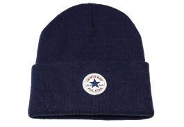Шапка Converse TALL CUFF WATCHCAP KNIT 561349 синий
