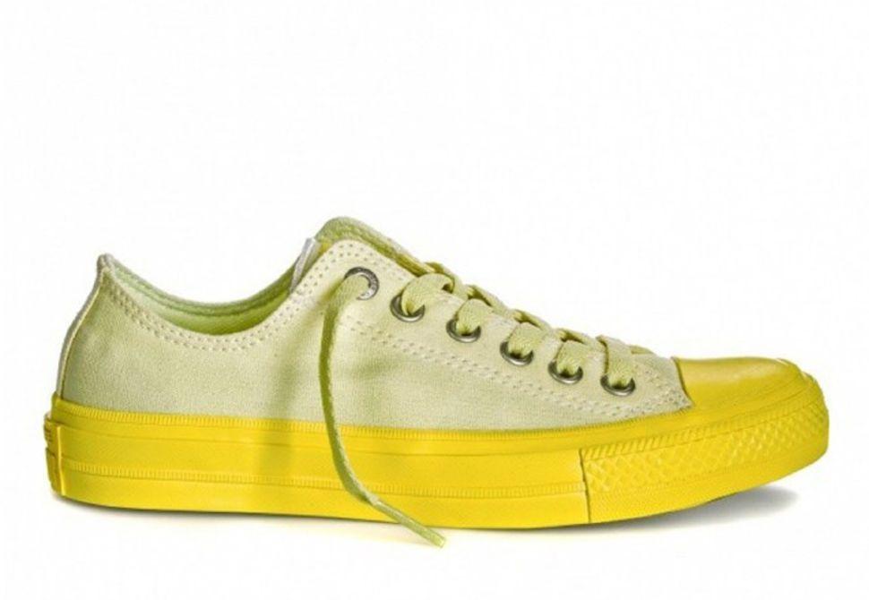 Кеды Converse Chuck Taylor All Star II 155726 желтые — купить ... 64463259ae9