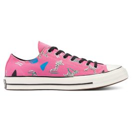 Кеды Converse Archive Skate Chuck 70 Low Top 170925 текстильные розовые